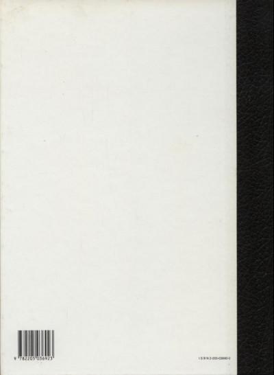 Dos Valérian - intégrale tome 2