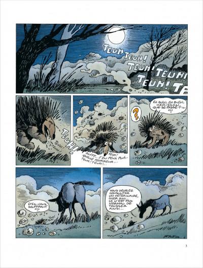 Page 3 Philémon tome 16 - le train où vont les choses