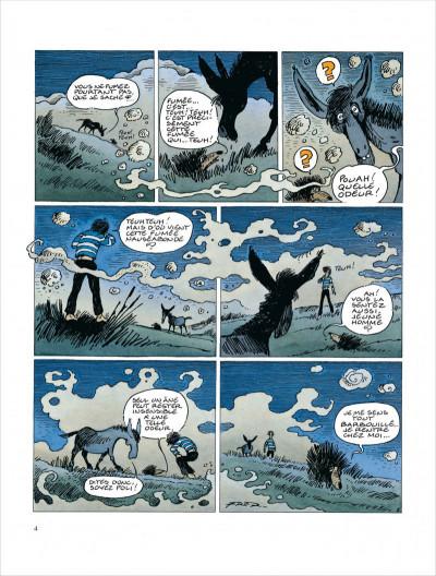 Page 4 Philémon tome 16 - le train où vont les choses