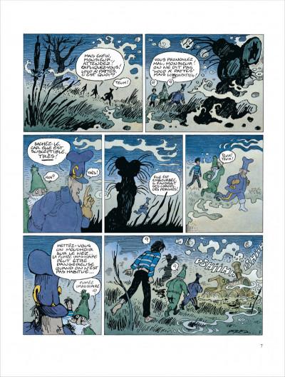 Page 7 Philémon tome 16 - le train où vont les choses