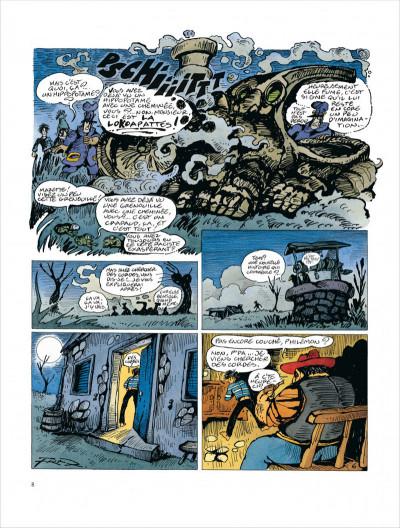 Page 8 Philémon tome 16 - le train où vont les choses