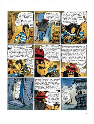 Page 9 Philémon tome 16 - le train où vont les choses