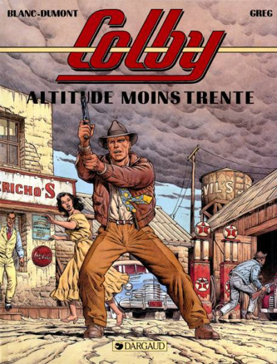 image de colby tome 1 - altitude moins trente