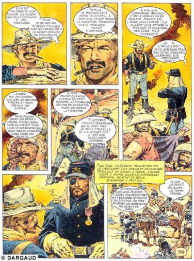 Page 1 Terreur apache