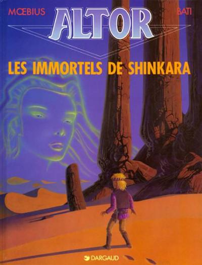 image de Altor tome 4 - les immortels de shinkara