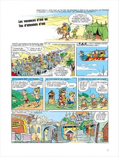 Page 5 Iznogoud tome 3 - les vacances du calife