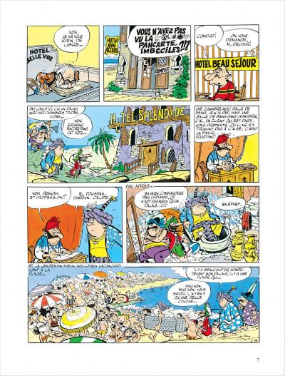 Page 7 Iznogoud tome 3 - les vacances du calife