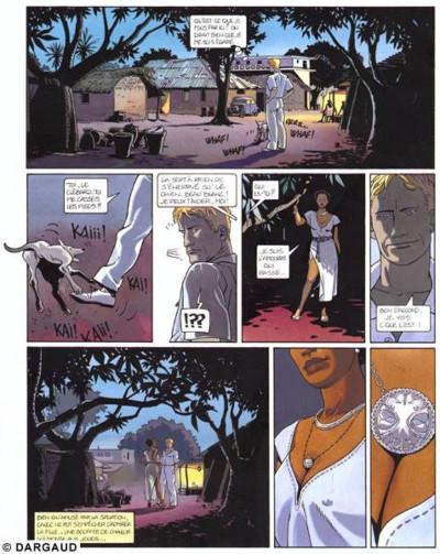 Page 1 Tramp tome 2 - le bras de fer