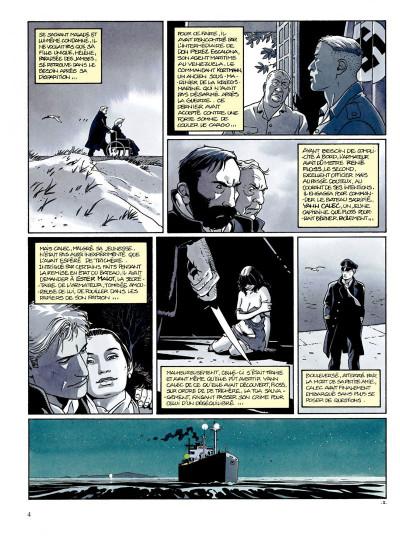 Page 2 Tramp tome 2 - le bras de fer