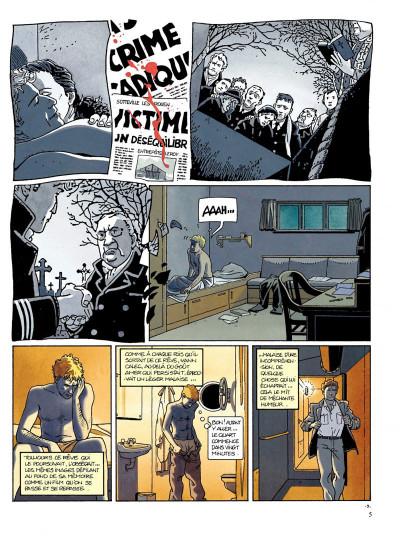 Page 3 Tramp tome 2 - le bras de fer