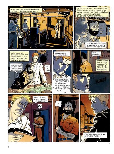 Page 4 Tramp tome 2 - le bras de fer