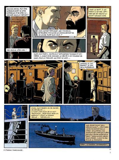 Page 5 Tramp tome 2 - le bras de fer