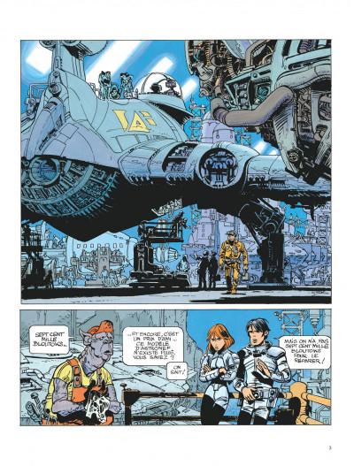 Page 4 Valérian tome 15 - les cercles du pouvoir