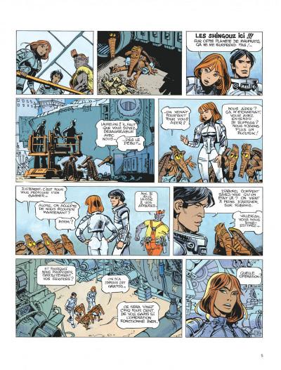 Page 6 Valérian tome 15 - les cercles du pouvoir