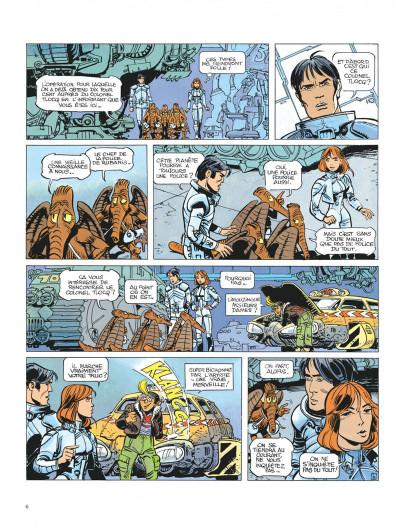 Page 7 Valérian tome 15 - les cercles du pouvoir