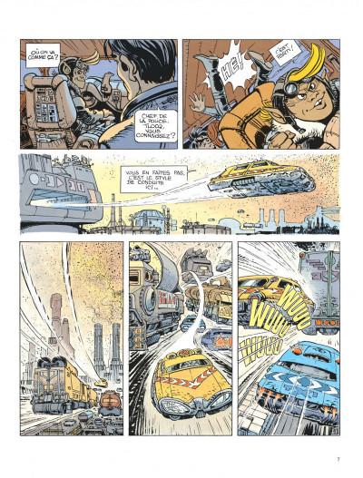 Page 8 Valérian tome 15 - les cercles du pouvoir