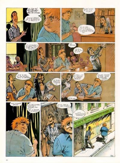 Page 1 Les amis de Saltiel tome 2 - les naufrageurs