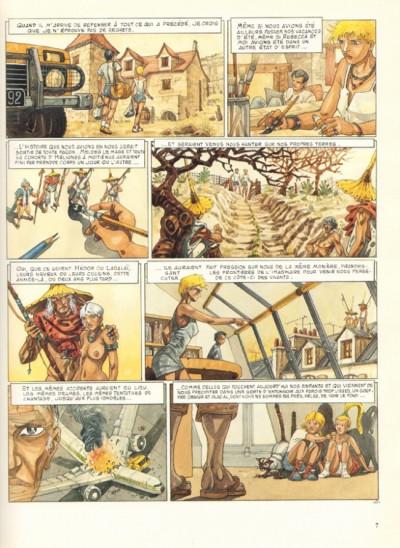 Page 1 Le pays miroir tome 3 - la course du balancier