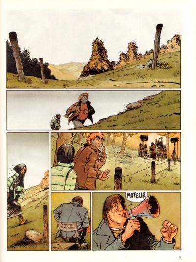 Page 1 Les amis de Saltiel tome 3 - faux frères