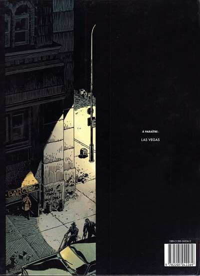 Dos Le grand scandale tome 1 - new york