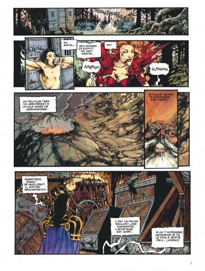 Page 7 Chroniques de la lune noire tome 5 - la danse écarlate