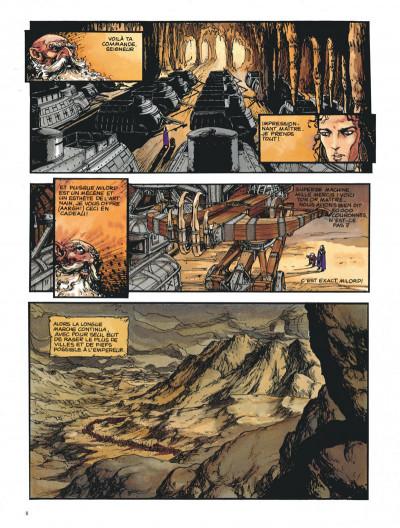Page 8 Chroniques de la lune noire tome 5 - la danse écarlate