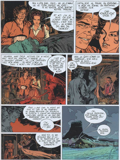 Page 5 Marshall blueberry tome 3 - frontière sanglante