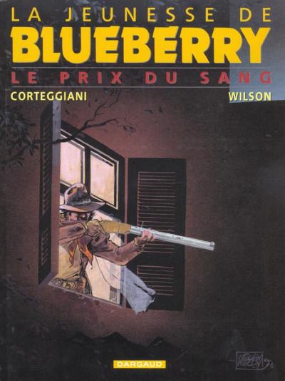 image de La jeunesse de blueberry tome 9 - le prix du sang