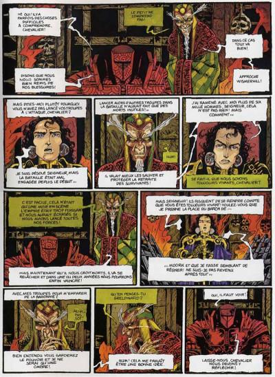 Page 1 Chroniques de la lune noire tome 6 - la couronne des ombres