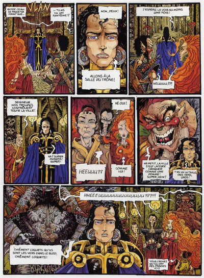Page 2 Chroniques de la lune noire tome 6 - la couronne des ombres