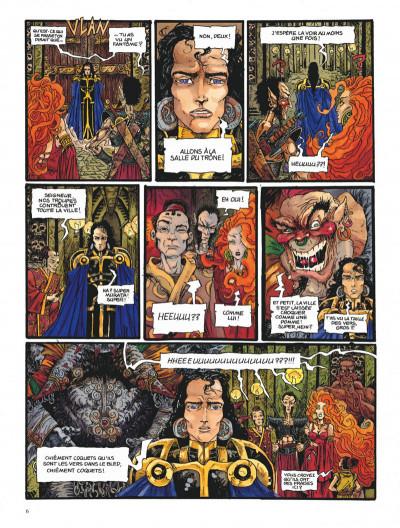 Page 6 Chroniques de la lune noire tome 6 - la couronne des ombres