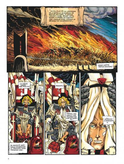 Page 8 Chroniques de la lune noire tome 6 - la couronne des ombres