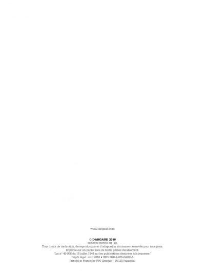 Page 4 Valérian tome 16 - les otages de l'ultralum
