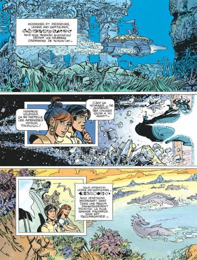Page 6 Valérian tome 16 - les otages de l'ultralum