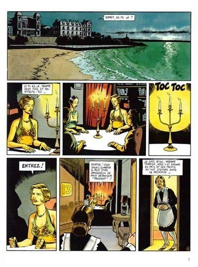 Page 1 L'as de pique tome 2 - un parfum de psyché