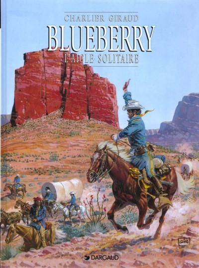Couverture Blueberry tome 3 - l'aigle solitaire