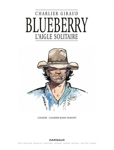 Page 1 Blueberry tome 3 - l'aigle solitaire