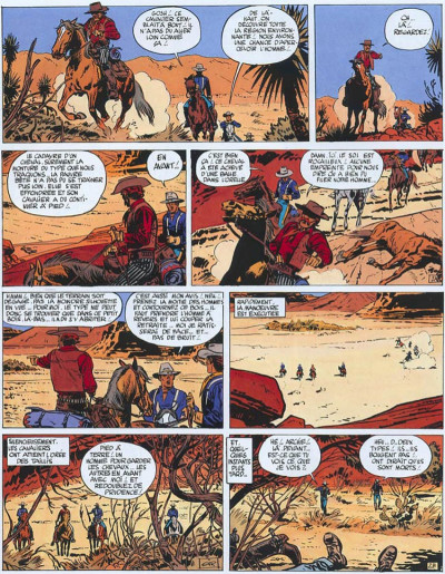 Page 2 Blueberry tome 3 - l'aigle solitaire