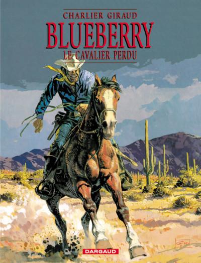 Couverture Blueberry tome 4 - le cavalier perdu