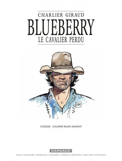 Page 5 Blueberry tome 4 - le cavalier perdu