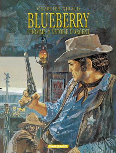 Couverture Blueberry tome 6 - l'homme à l'étoile d'argent