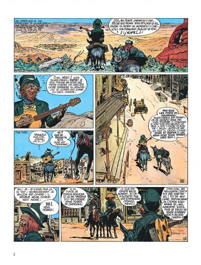 Page 2 Blueberry tome 6 - l'homme à l'étoile d'argent
