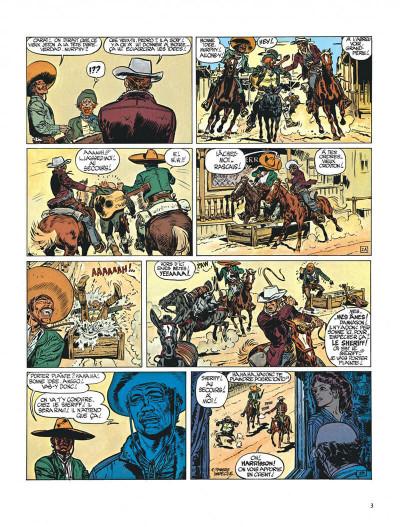 Page 3 Blueberry tome 6 - l'homme à l'étoile d'argent