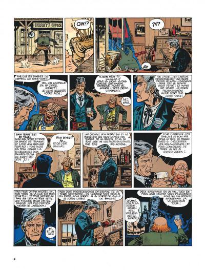 Page 4 Blueberry tome 6 - l'homme à l'étoile d'argent