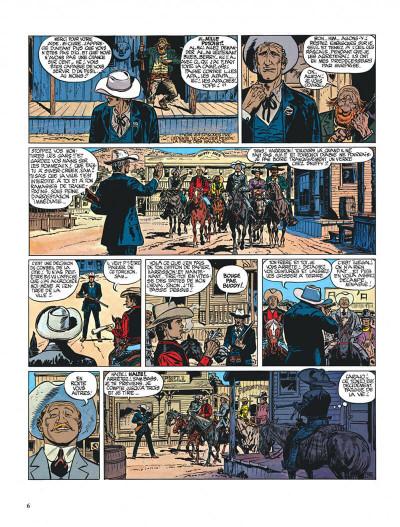 Page 6 Blueberry tome 6 - l'homme à l'étoile d'argent