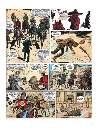 Page 7 Blueberry tome 6 - l'homme à l'étoile d'argent