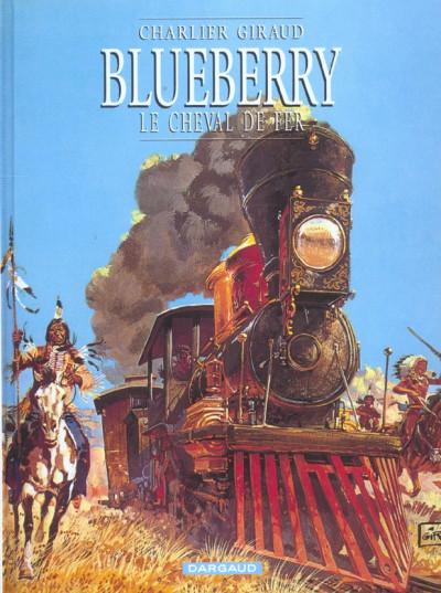 image de Blueberry tome 7 - le cheval de fer