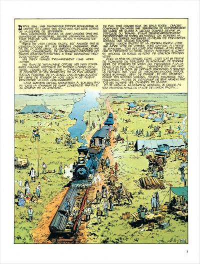 Page 3 Blueberry tome 7 - le cheval de fer