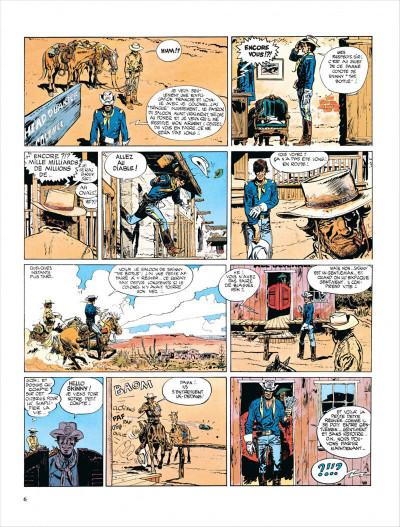 Page 6 Blueberry tome 7 - le cheval de fer
