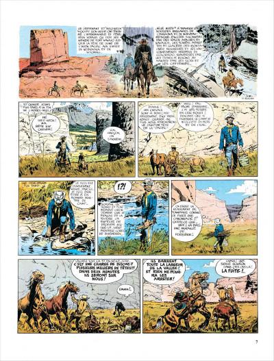 Page 7 Blueberry tome 7 - le cheval de fer